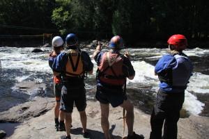 canoe training course