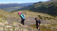 guided hiking in BC