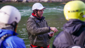paddling school instructor charles ruechel