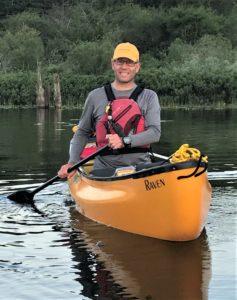 Lake Canoeing Instructor